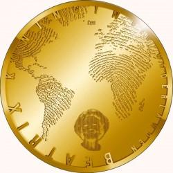 Nederlanden 2012. 5 euro. Amsterdamse grachten