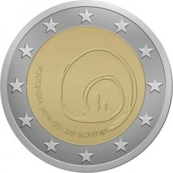 2 euro. Slovenia 2013