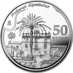 Spain 2012. 10 euro. Joan Miró. La casa de la palmera