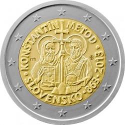 2 евро, Словакия, 2013