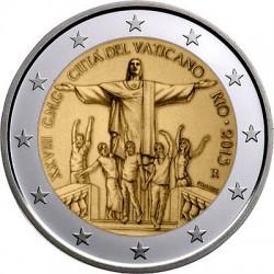 vatican 2 euro 2013