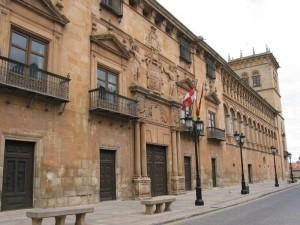 дворец графов Гомара (Palacio de los Condes de Gómara)