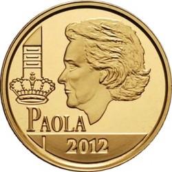 Belgium 2012. 12.5 euro. Paola