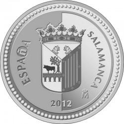 Spain 2012. 5 euro. Salamanca