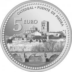 Spain 2012. 5 euro. Zamora