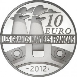 SS France 2012. 10 euro.