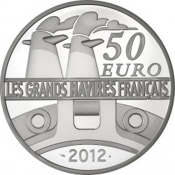 SS France 2012. 50 euro.