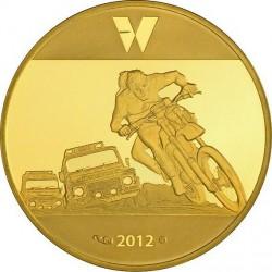 France 2012. 50 euro. Largo Winch