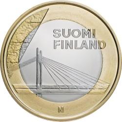 Finland 2012. 5 euro. Lappi