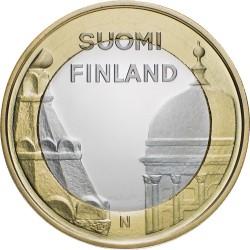 Finland 2012. 5 euro. Uusimaa