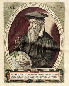 Герхард Меркатор (Gerhardus Mercator)