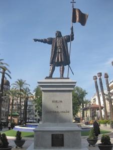 Monumento a Colon (Huelva)