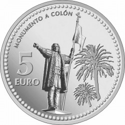Spain 2012. 5 euro. Huelva