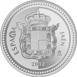 Spain 2012. 5 euro. Jaén