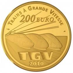 France 2010. 200 euro. Gare de Lille-Europe