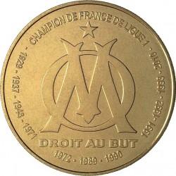 Ffrance 2011. 1.5 euro. Olympique de Marseille