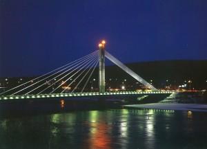 Jätkänkynttilän silta (Мост «Свеча сплавщика»)