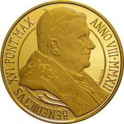 Vatican 2012. 20 euro. Conversione di Saulo