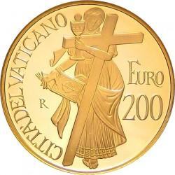 Vatican 2012. 200 euro. faith