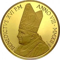 vatican 2012 50 euro av