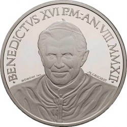 Vaticano 2012. 10 euro. 20th world day of the sick