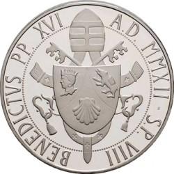 Vaticano 2012. 5 euro. Ioannes Paulus PP. I