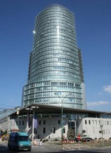 National bank of Slovakia building