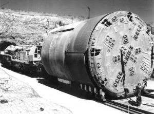 Tunnel Boring Machine (Yucca Mt)