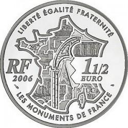 france 2006 1.5 euro Invalides av