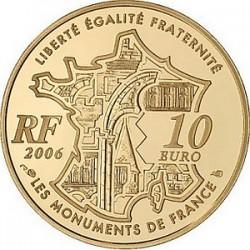 france 2006 10 euro Invalides av