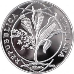 italy 2008 5 euro IFAD av