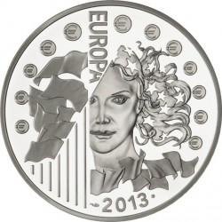 France 2013. 10 euro Europa. Traite de l'Elysee
