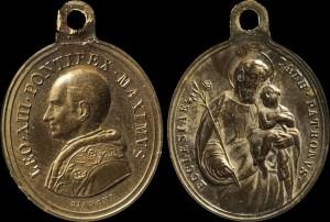 medaglie di devozione