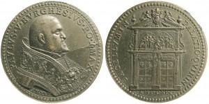 medal Paolo V