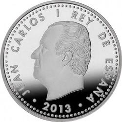 Spain 2013. 10 euro. FIFA