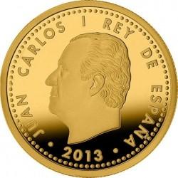 Spain 2013. 100 euro. FIFA