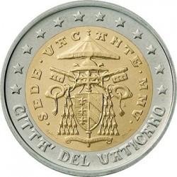 vatican 2 euro 2005 Sede Vacante