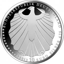 Germany 2013. 10 euro. Schneewittchen