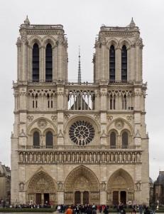 Notre-Dame de Paris (west facade)
