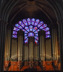 Notre-Dame de Paris (west rose)