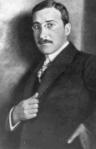 Стефан Цвейг (нем. Stefan Zweig)