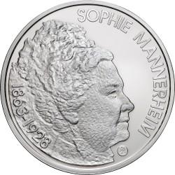 finland 2013 10 euro Sophie Mannerheim