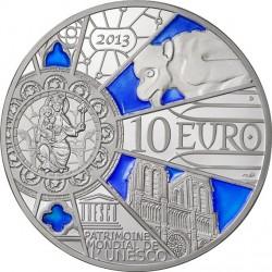 France 2013. 10 euro. Notre Dame de Paris