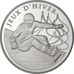 France 2013. 10 euro. snowboard