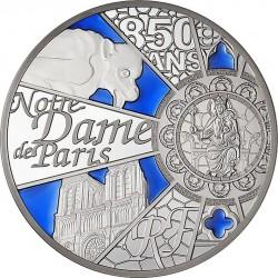 France 2013. 50 euro. Notre Dame de Paris