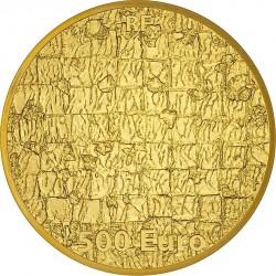 France 2012. 500 euro. Yves Klein