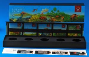 Коллекционная коробка для монет новой серии