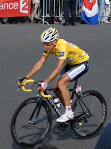 Carlos Sastre 2008