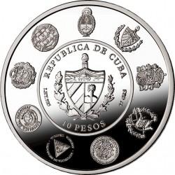 Cuba 2012. 10 Pesos. Ibero-America