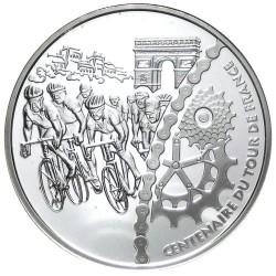 France 2003 1.5 euro Tour-de-France Finis rev
